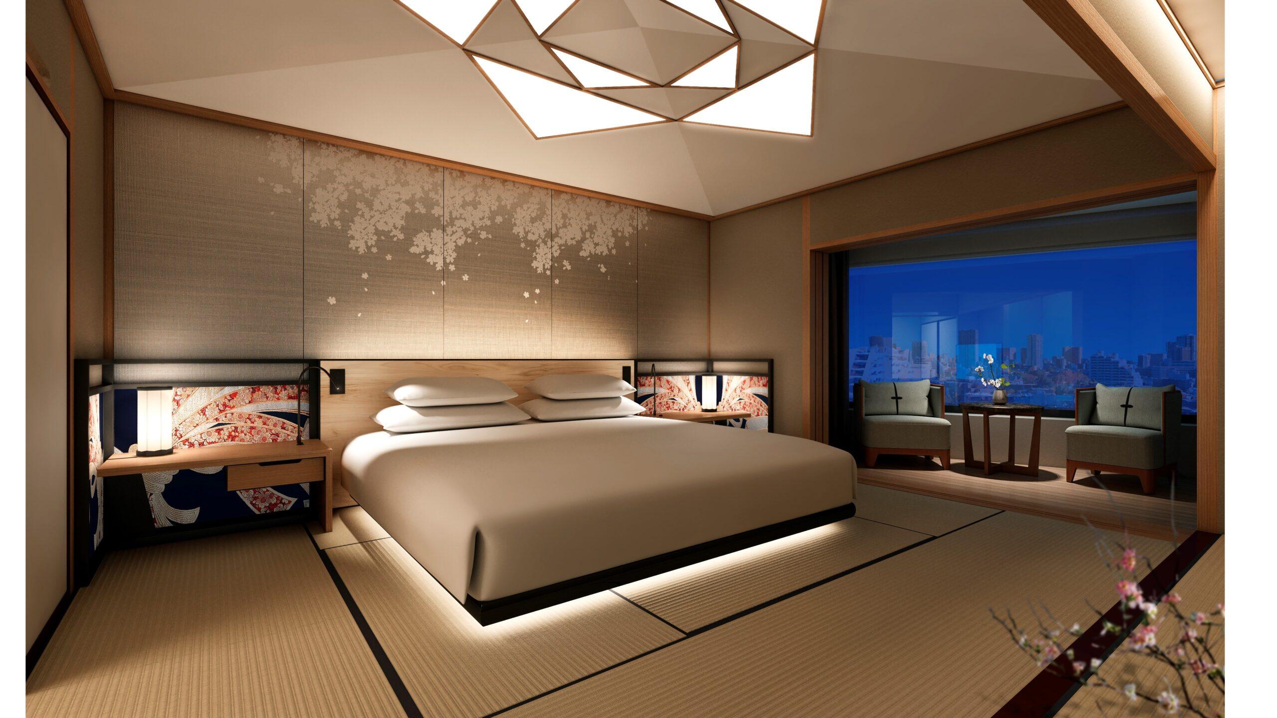 【和敬清心】ホテル雅叙園東京の和室がリニューアルオープン、「和のあかり」連動のコンセプトルームも