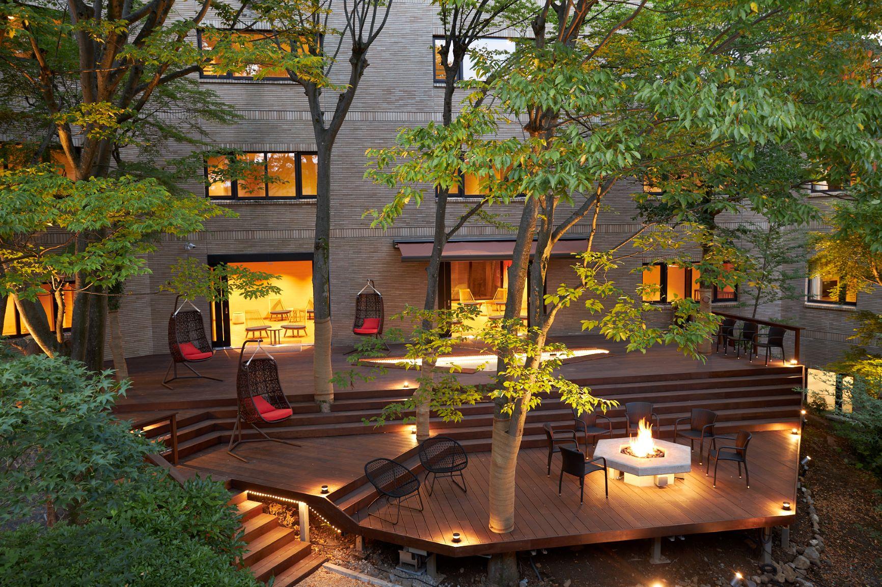 箱根でインスタ映えを狙うなら!駅徒歩OK 強羅のホテル「箱根 ゆとわ」がオープン