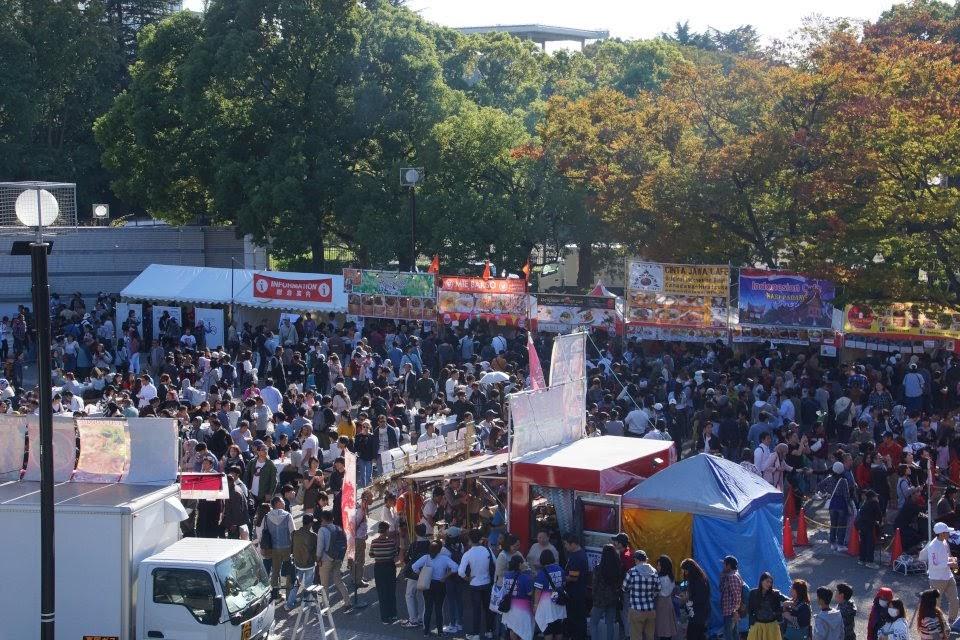 【代々木公園10月19日・20日】 日本インドネシア市民友好フェスティバル2019
