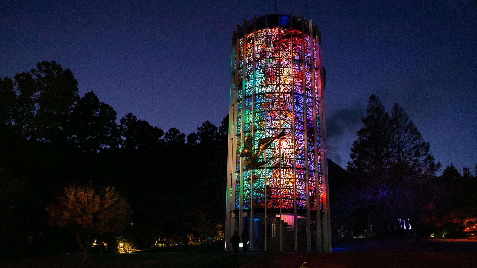 「箱根ナイトミュージアム 2020」箱根の夜のショートトリップを体験してきた(彫刻の森美術館)