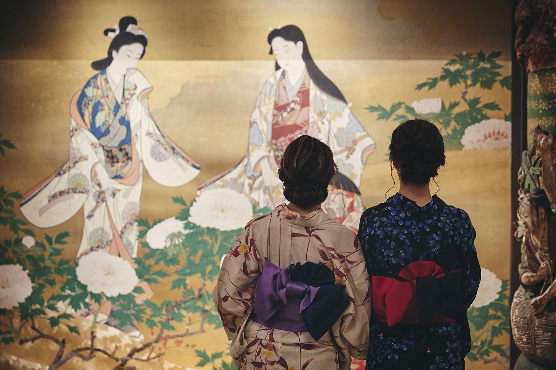 [ホテル雅叙園東京 浴衣でお食事] 日本美を感じる夏「浴衣プラン」 夏の人気プランが今年も登場