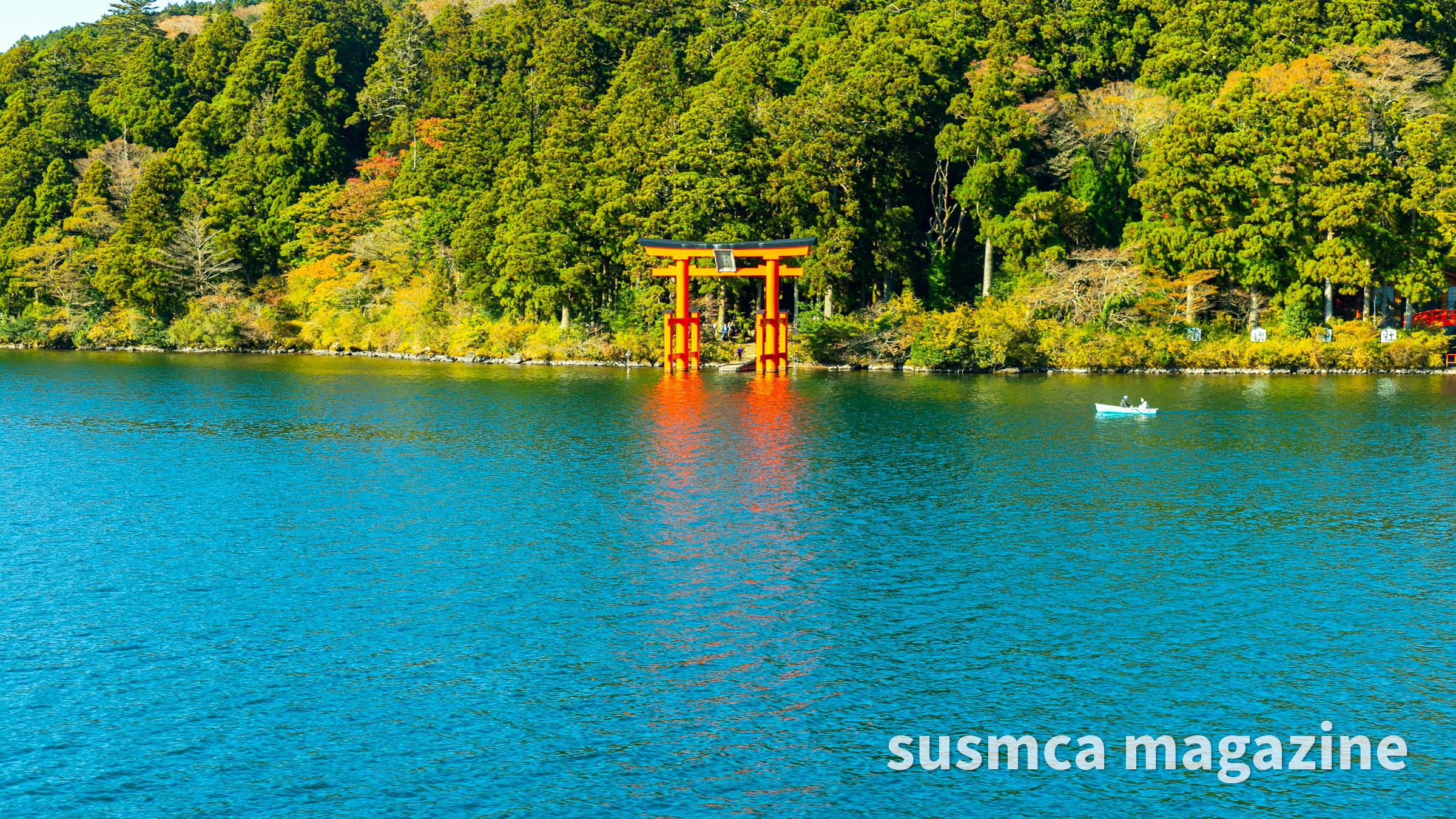 見頃は11月中旬!箱根のすすきと紅葉をめぐる取材旅 [箱根ゴールデンコース逆回り]
