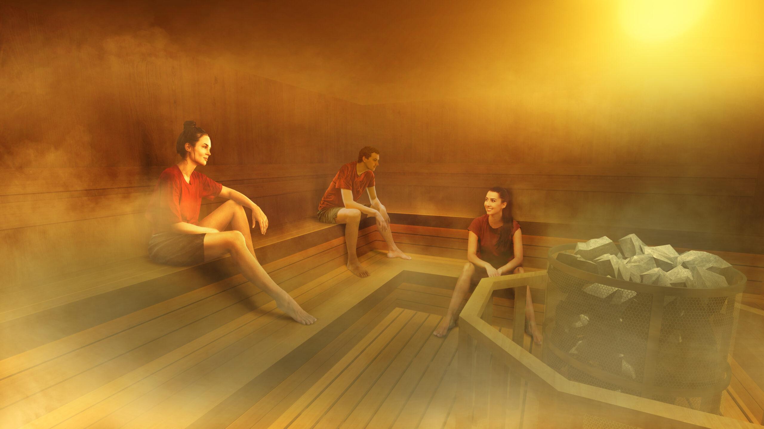 サウナとアートが合体!?チームラボによる、サウナとアートによる全く新しい体験「チームラボリコネクト」が東京・六本木に2021年3月に半年間限定でオープン