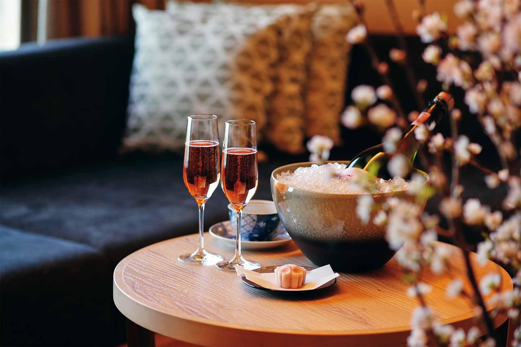 ホテル雅叙園東京でおこもりステイで桜を満喫 「SAKURAホテルステイ~観桜祭~」を販売