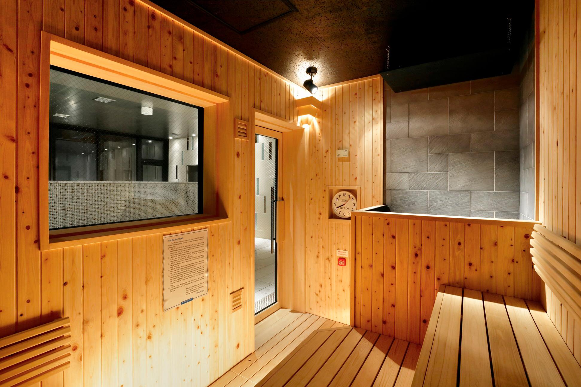 《3月7日はサウナの日》「サウナシュラン2020」受賞ホテルが教える極上サウナの楽しみ方。医師も実証する交代浴(サーキュレーション)の健康効果とは (カンデオホテルズ)