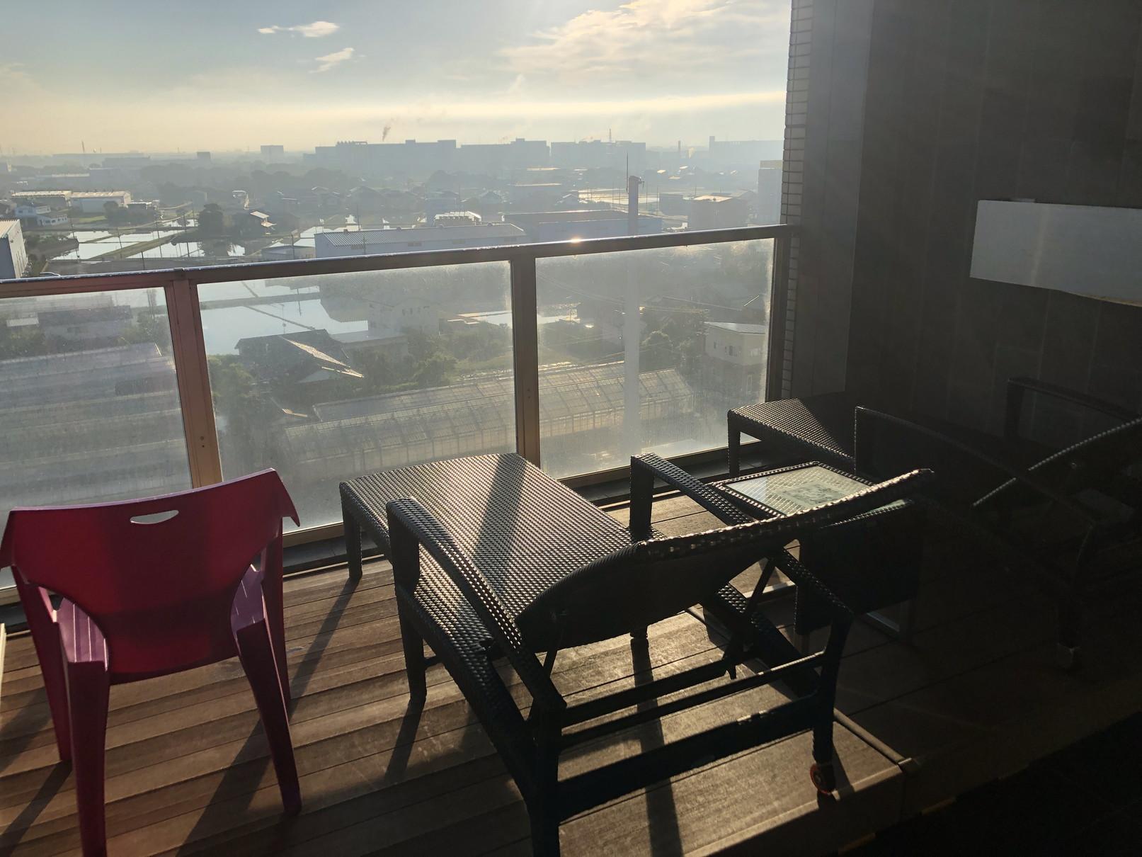 《サウナシュラン2020特別賞》カンデオホテルズが「ととのい椅子」を各店に設置決定 展望露天風呂「天空のスカイスパ」で極上外気浴を!