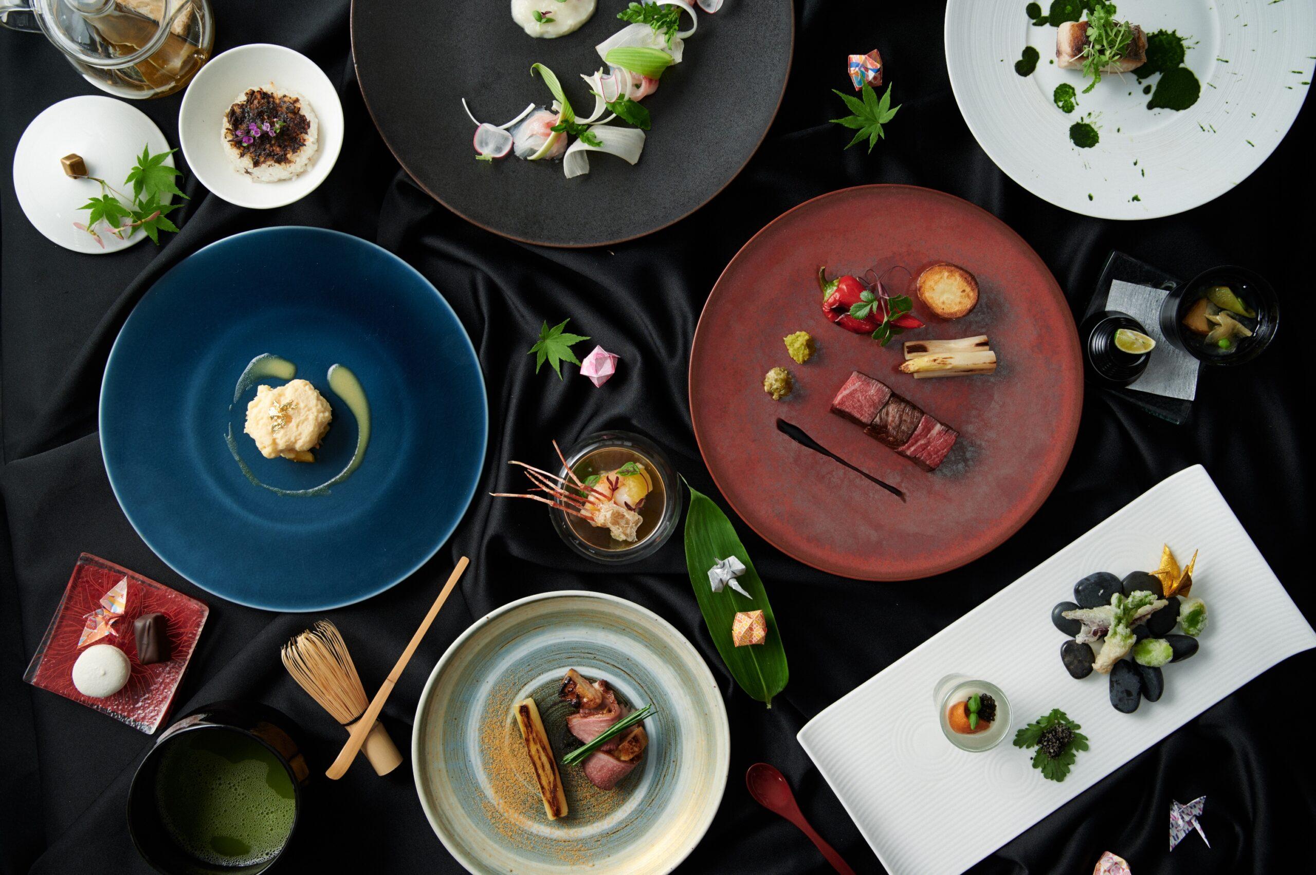 お箸で食べる「イタリアン会席」 青山の「VINO BUONO(ヴィーノボーノ)」で