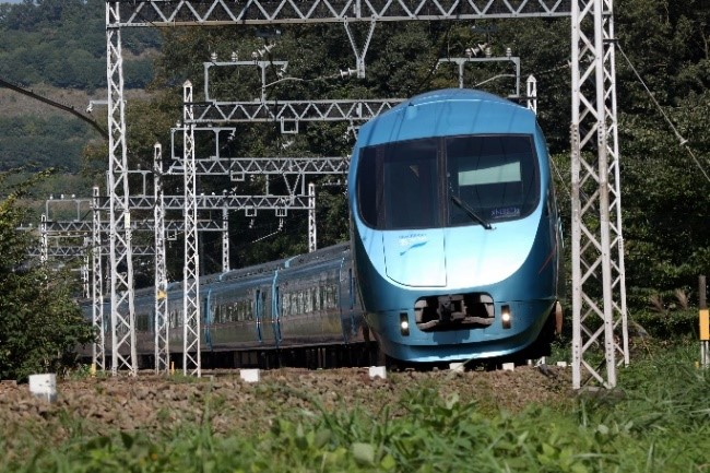 新宿-御殿場直通《特急ロマンスカー・ふじさん号》2021年7・8月の連休や土休日に夏の臨時列車が運行