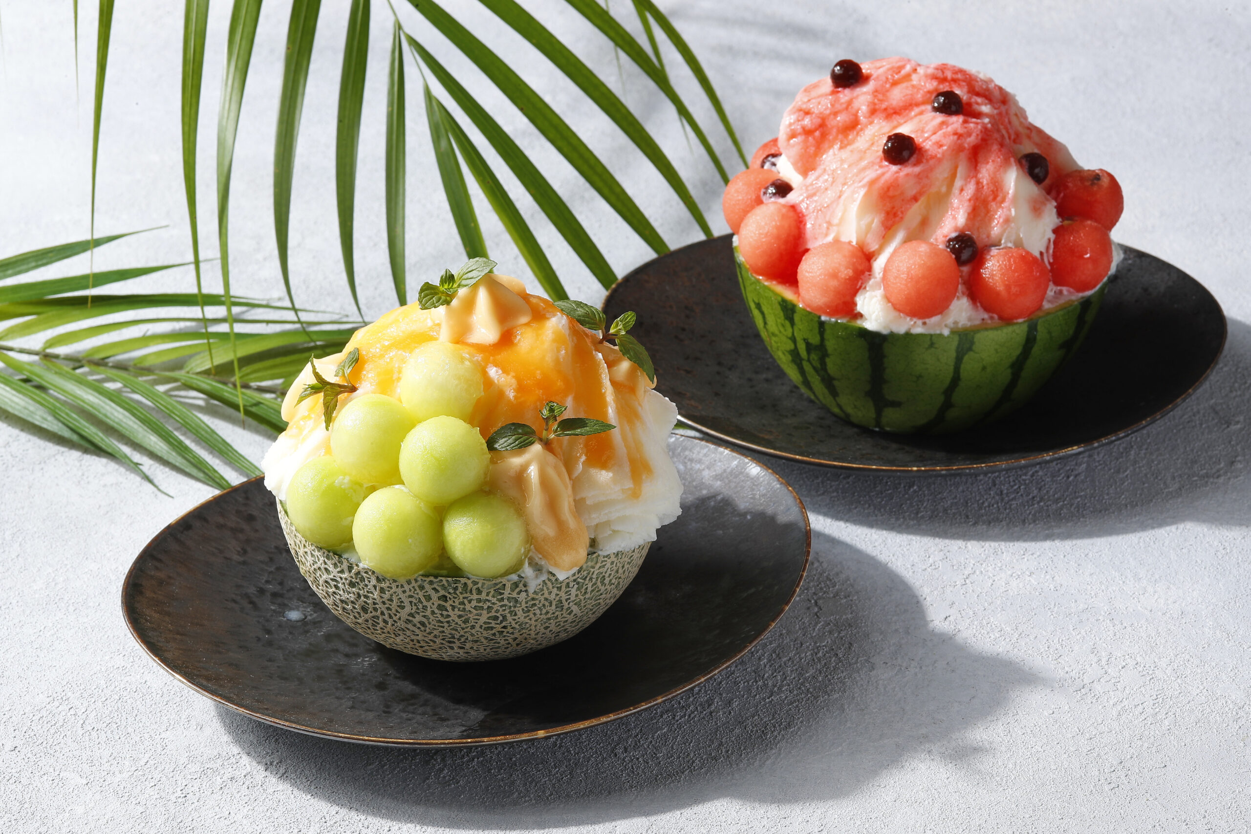 《ホテル雅叙園東京で「大人のかき氷」》 緑あふれる爽やかなテラスで大人な夏のグルメをCafé&Bar「結庵」で愉しむ