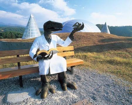 上野マルイ「恐竜王国」が!「Jurassic Fantasy 恐竜王国 福井の物産展」が7月15日まで開催中