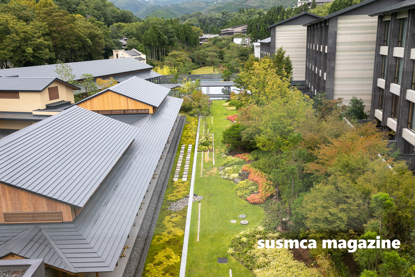 金閣寺観光の後はラグジュアリーホテルで優雅なアフターヌーンティーはいかが「ROKU KYOTO, LXR Hotels & Resorts」を取材《京都》