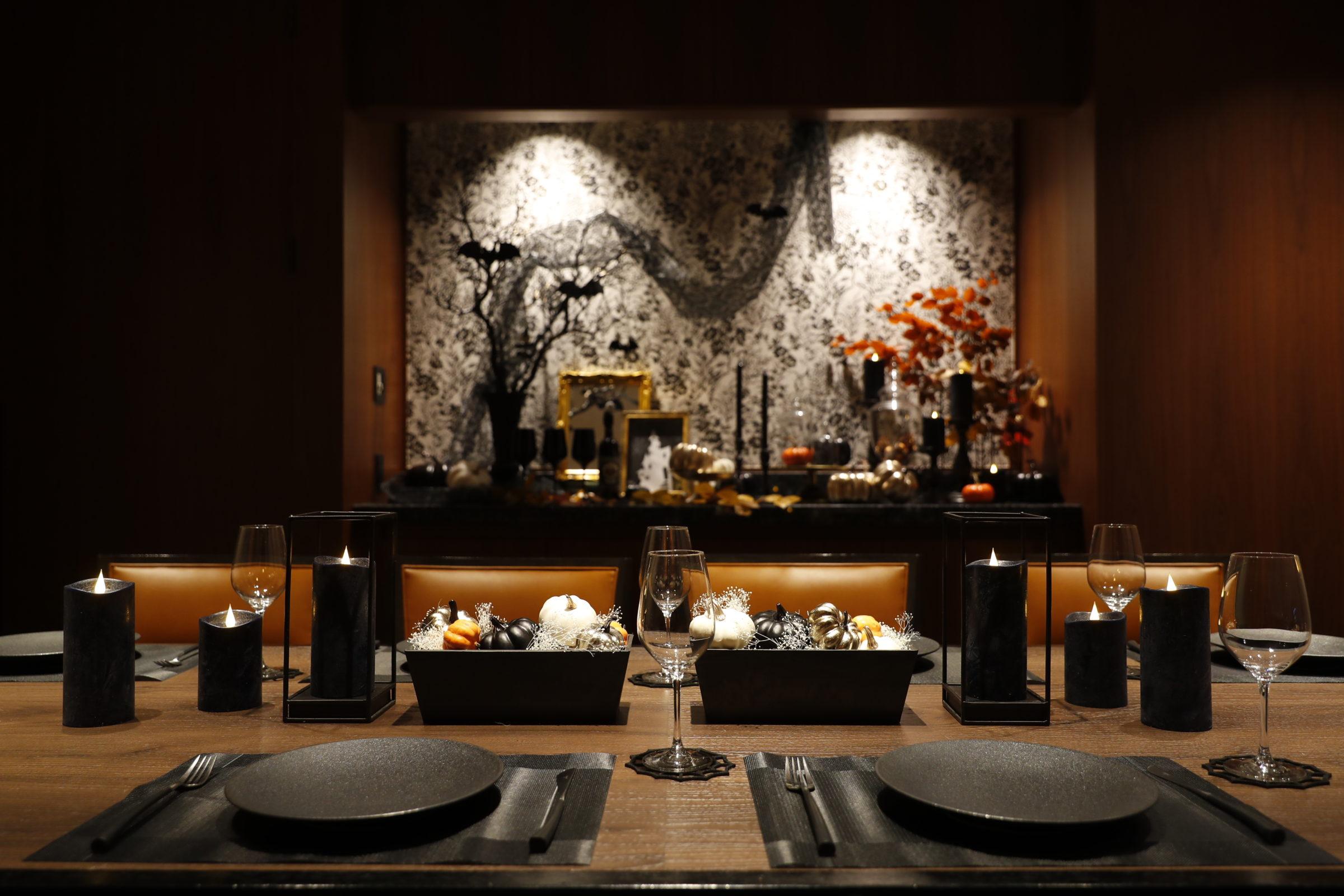 ホテル雅叙園東京 で大人のハロウィン 山本侑貴子氏監修の「ハロウィンルーム」も登場