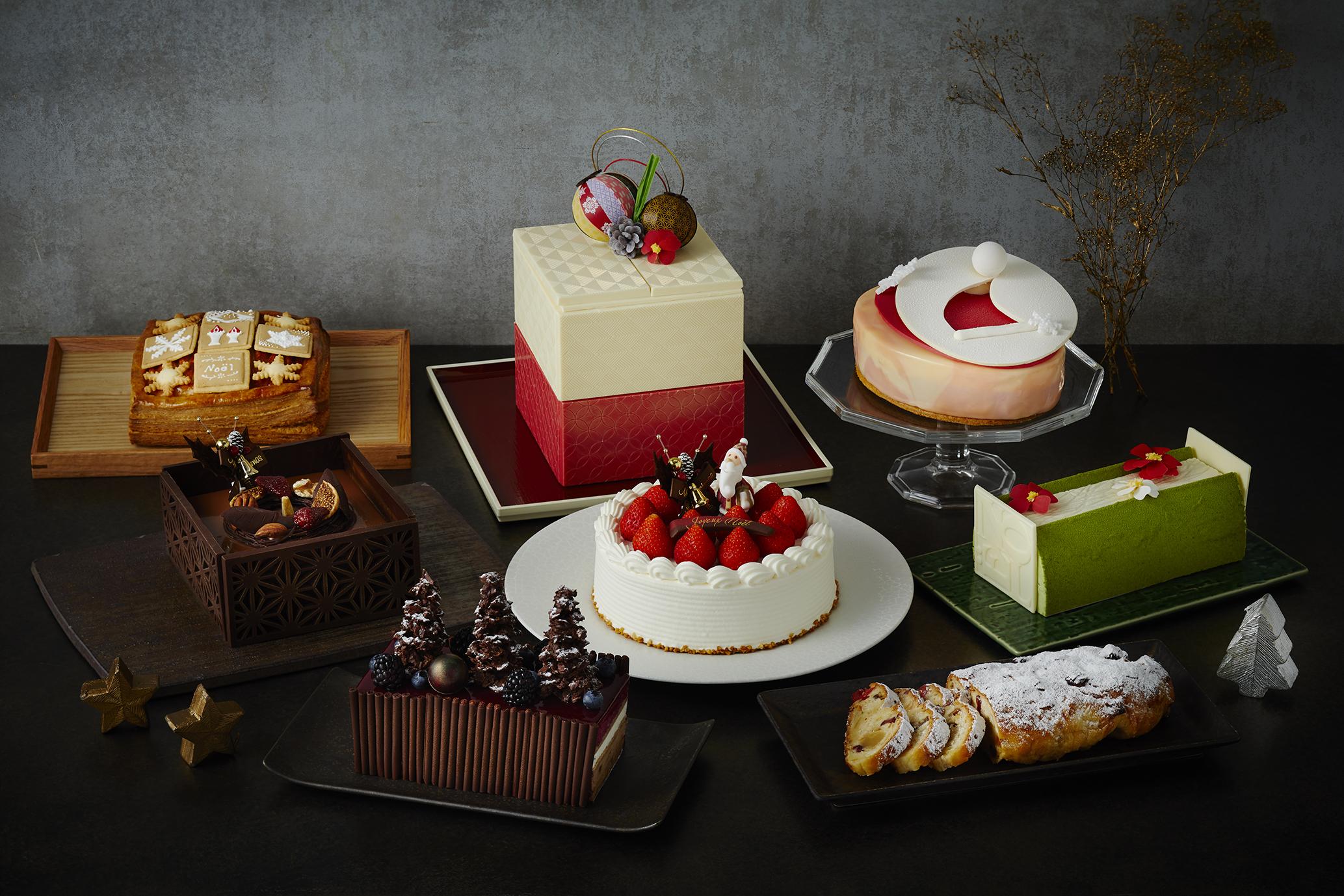 玉手箱や組子も! ホテル雅叙園東京 2019年クリスマスケーキを全紹介